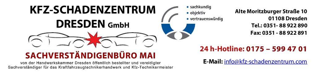 KFZ-SCHADENZENTRUM DRESDEN GmbH
